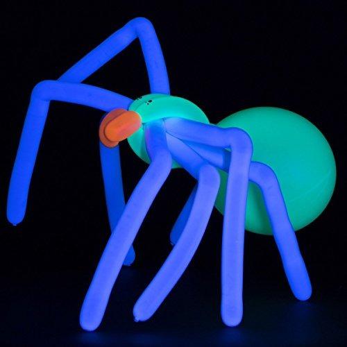 globos fluorescentes reactivos /globos de neón reactivos con