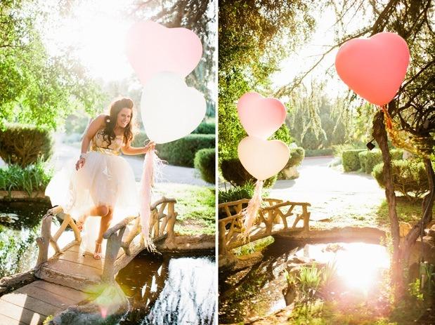 globos gigantes de corazn bodas xv aos eventos