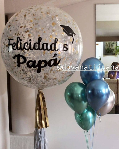 globos gigantes personalizados