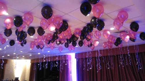 globos, globos con decoracion con