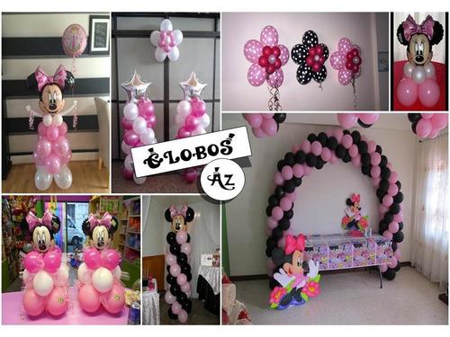 globos globos decoracion con