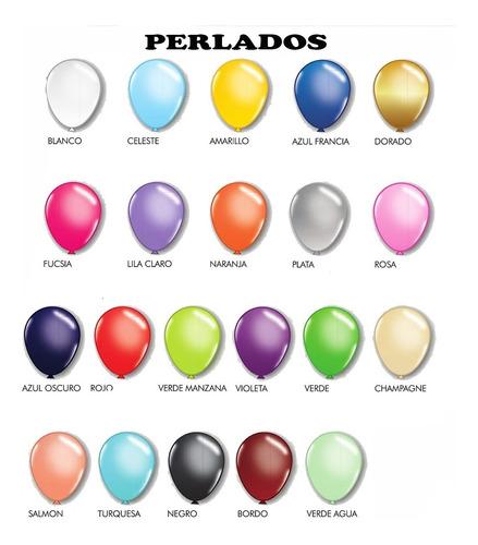 globos impresos personalizados invitacion y mas x 30 uni.