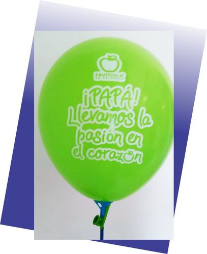 globos impresos - publicitarios - impresos o personalizados