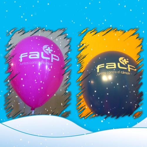 globos impresos/globos publicitarios/globos personalizalizad