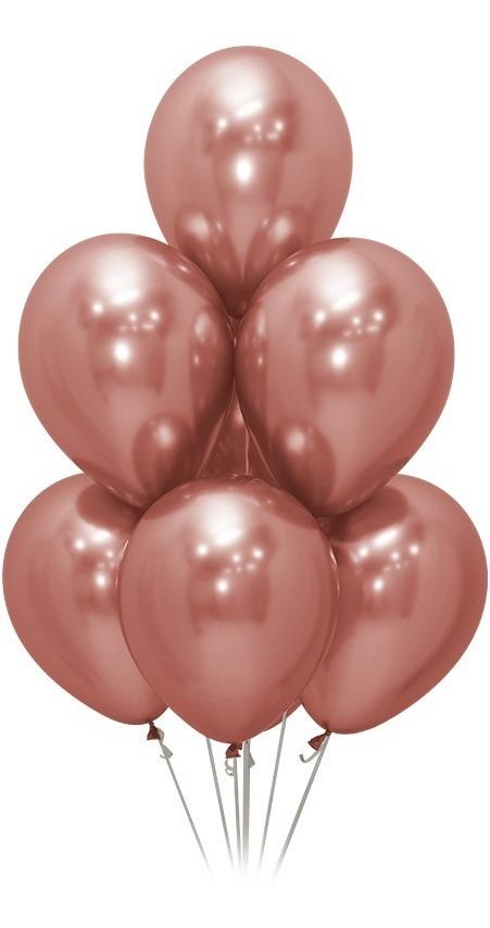 Látex-globos Ø 30cm cumpleaños feliz 100 unid cumpleaños helio