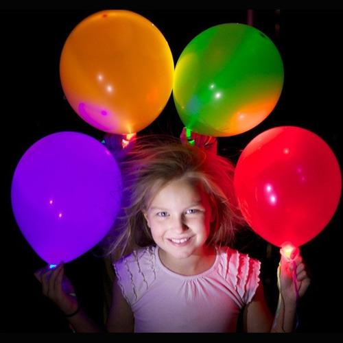 globos led fiesta