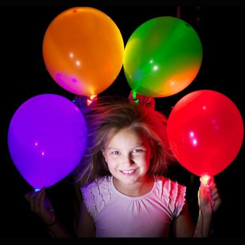 globos led fiestas