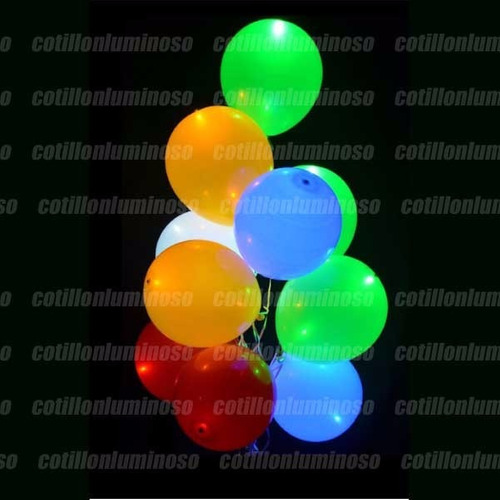 globos led para fiestas