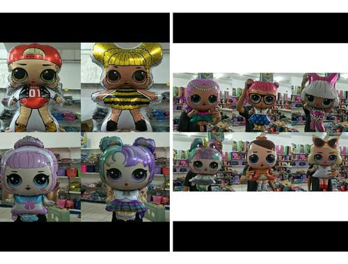 globos metalizado muñeca lol surprise detal 24 mayor 14000