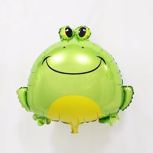 globos metalizados animales granja selva grandes 55cm