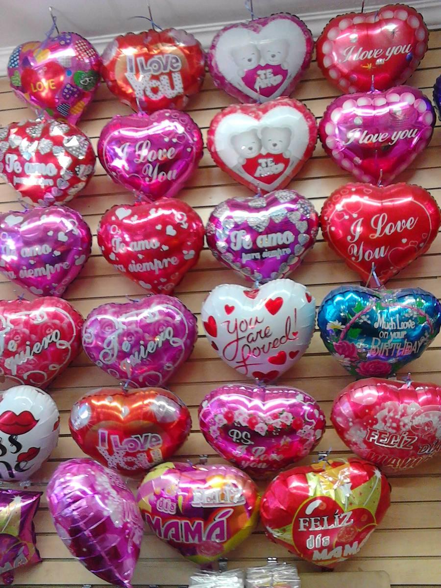 Globos metalizados dia de madre cumplea os helio cotillon for Donde comprar globos