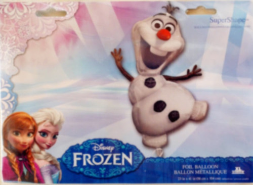 globos metalizados disney frozen toy story pitufina elsa