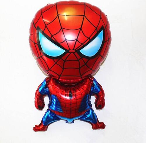 globos metalizados personajes animados mayor detal
