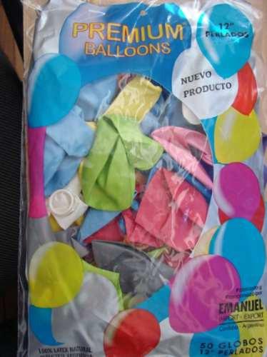 globos perlados 12 pulgadas  directo de fabrica
