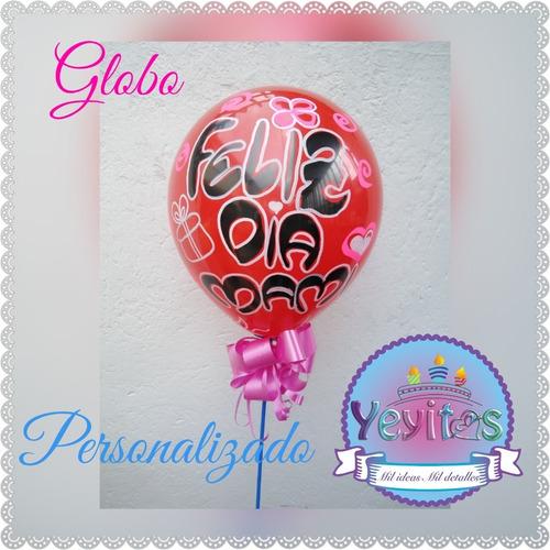 globos personalizados, arreglos y detalles