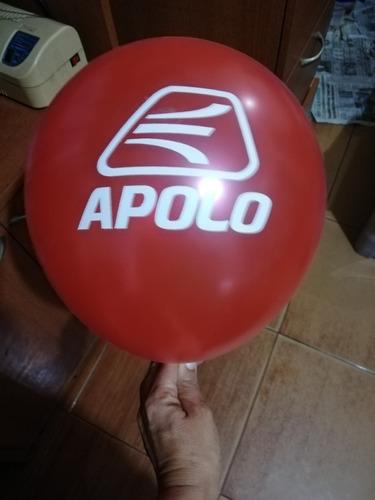 globos personalizados estampados, arreglos florales, helio