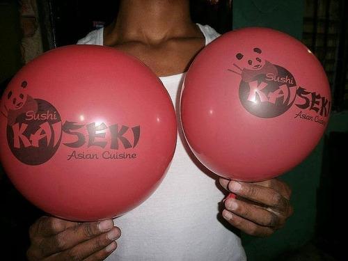 globos personalizados y publicitarios
