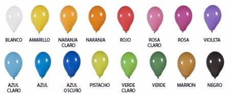 globos publicitarios estampados merchandising