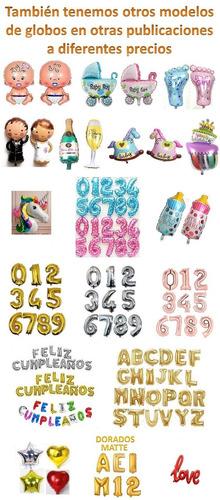 Globos Torta Fiesta Feliz Cumpleaños Celebracion 85cm - Bs. 5.900 41ed6e73a81