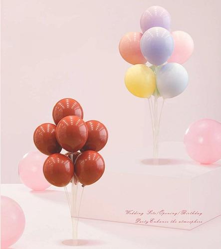 globos varillas para