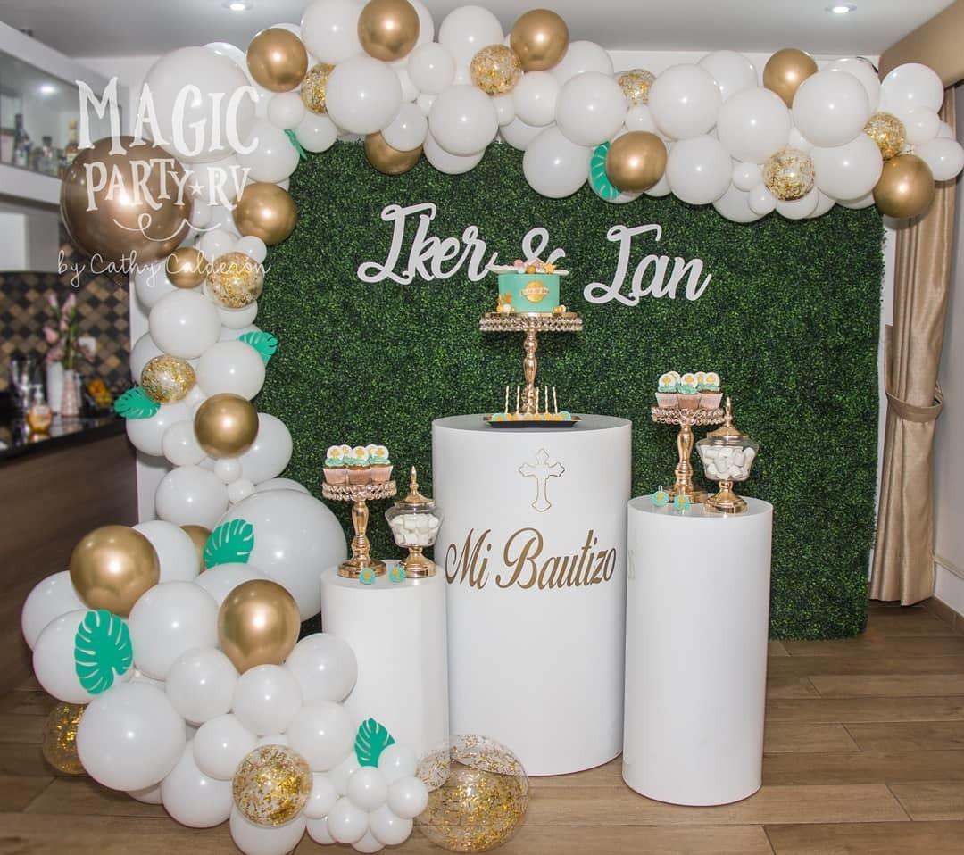 Globos Y Decoracion De Candy Bar Eventos Y Mas