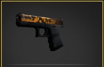 glock-18 souvenir | reactor | estado:deplorable | float 0.99