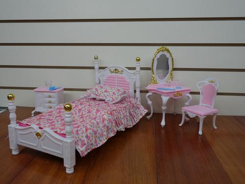 gloria dormitorio & belleza play set para