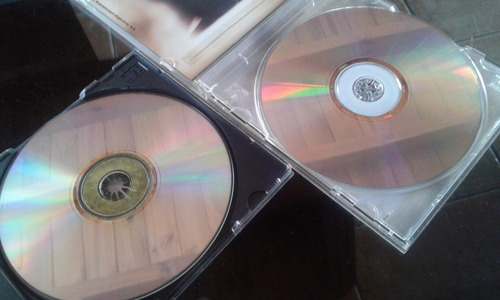 gloria estefan - abriendo puertas y destiny - cd impecables!