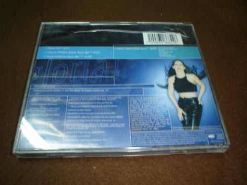 gloria estefan - cd single -  heaven´s what i feel daa