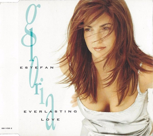 gloria estefan everlasting love cd single uk c/ mixes