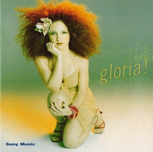 gloria estefan - gloria cd 1998 nacional impecable