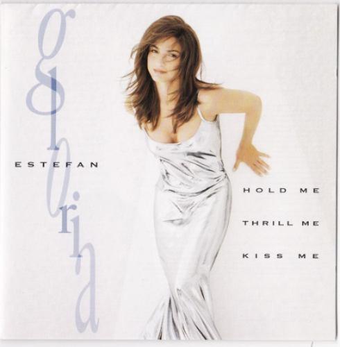 gloria estefan hold me thrill me kiss me cd usa envio gratis
