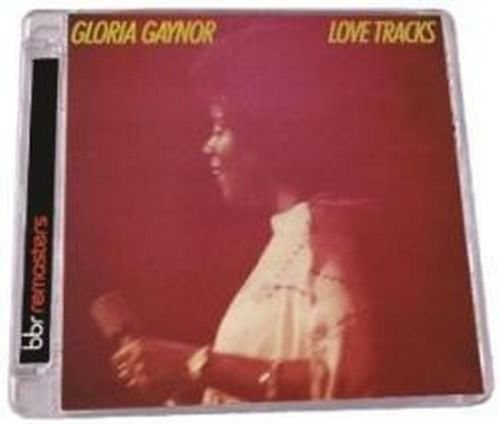 gloria gaynor / love tracks / cd / edición europea