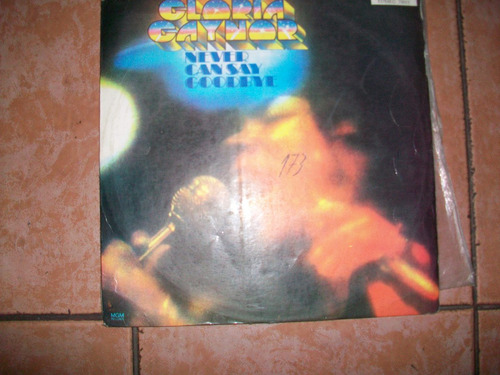 gloria gaynor, música discos de acetato lp, buen estado