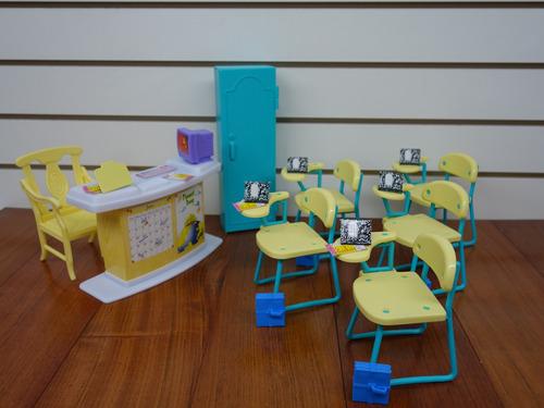 gloria glroia classroom play set, para muebles