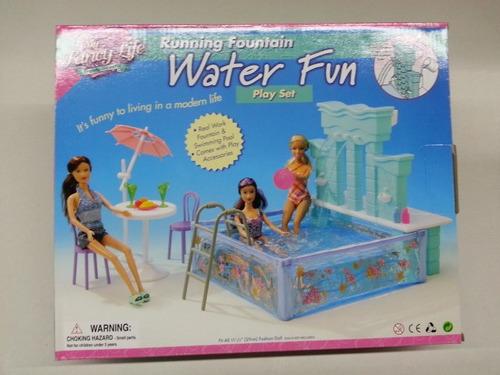 gloria mi fantasía vida agua diversión