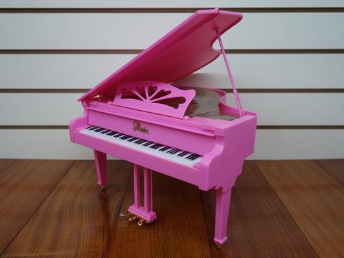 gloria piano para 11.5 muebles de muñecas y moda