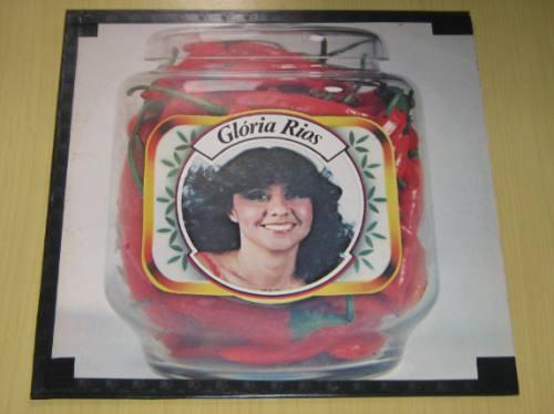 gloria rios 1981 lp vinil