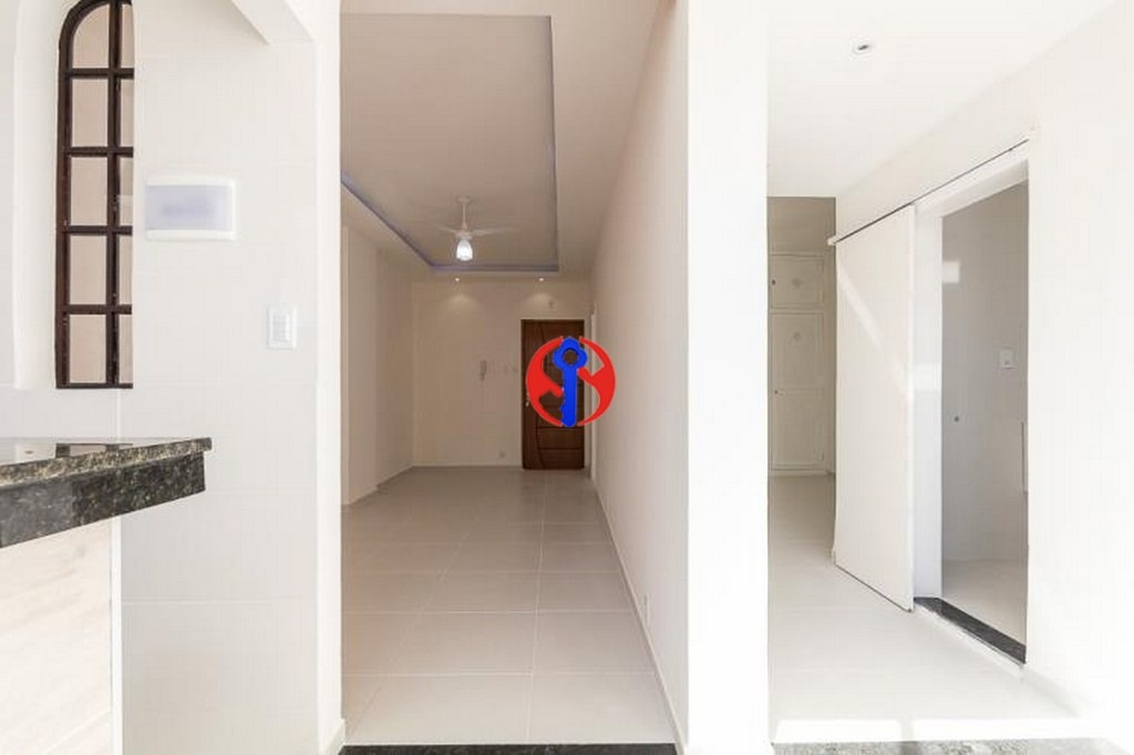 glória, sala, 1 dormitório