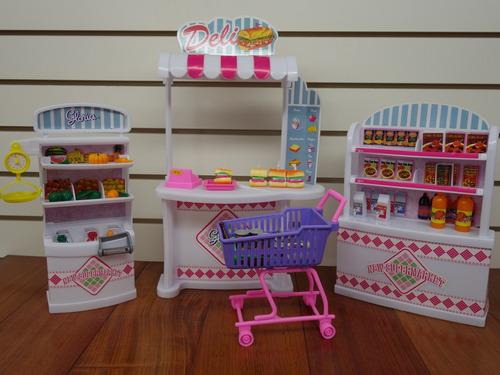 gloria supermarket play set para muebles