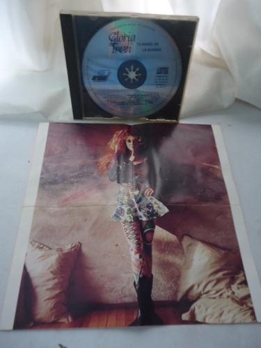 gloria trevi - cd album - tu angel de la guarda