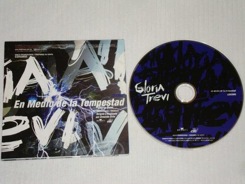 gloria trevi - en medio de la tempestad cd promo bmg ariola