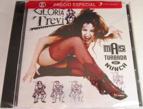 gloria trevi - mas turbada que nunca nuevo cd