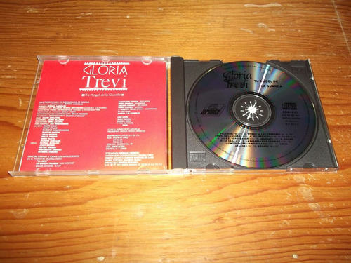 gloria trevi - tu angel de la guarda cd nac ed 1991 mdisk