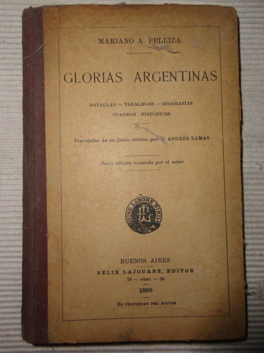 glorias argentinas mariano pelliza