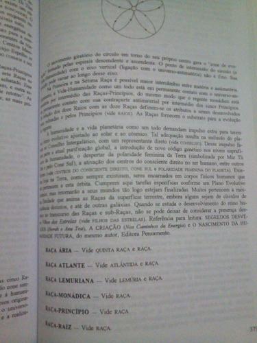 glossário esotérico - trigueirinho