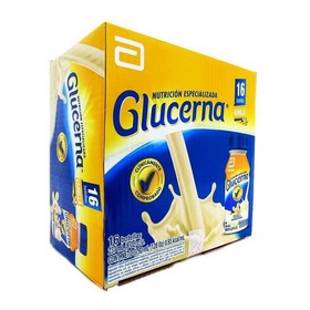 Glucerna Suplemento Liquido Surtido - Unidad a $38