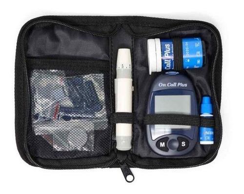glucómetro en kit on call® plus