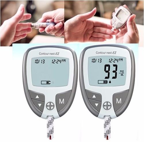 glucometro medidor de glucosa  bayer. equipos medicos