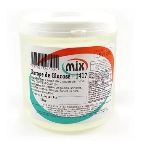 glucosa jarabe mix 500 gr.